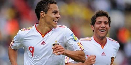 España goleó y Ecuador empató en el Mundial Sub-20