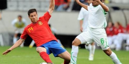 España incrementa la intensidad de sus entrenamientos