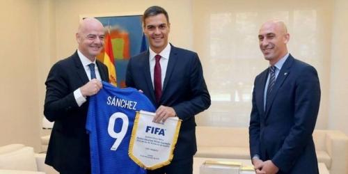 España quiere el Mundial de 2030