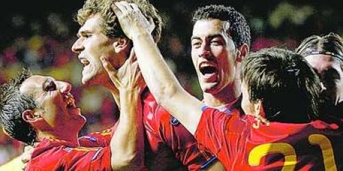 España sigue al frente de la clasificación de la FIFA