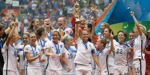 Estados Unidos ganó la Copa Mundial Femenina