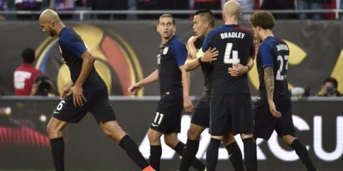 (VIDEO) Copa América, Estados Unidos goleó a Costa Rica en el Grupo A
