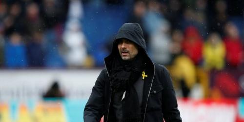 FA expedienta a Pep Guardiola