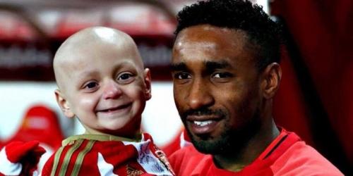 Fallece Bradley Lowery, el pequeño amigo de Defoe que conmovió al mundo del fútbol