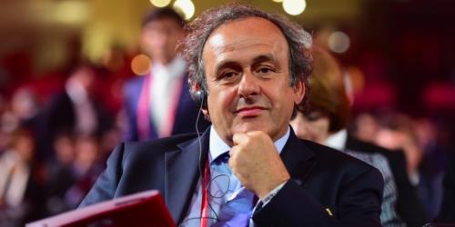 FIFA, Platini hace oficial su candidatura