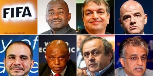 FIFA, son siete los candidatos a la presidencia