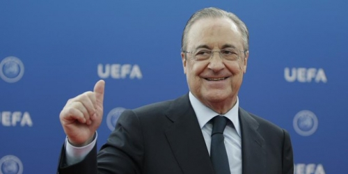 Florentino pedirá hipotecar al Real Madrid