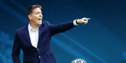 (FOTO) Berizzo presentado como nuevo entrenador de Paraguay