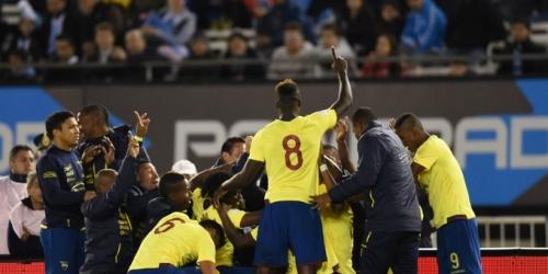 (FOTO) Convocatoria de Ecuador para las jornadas de Eliminatorias Rusia 2018