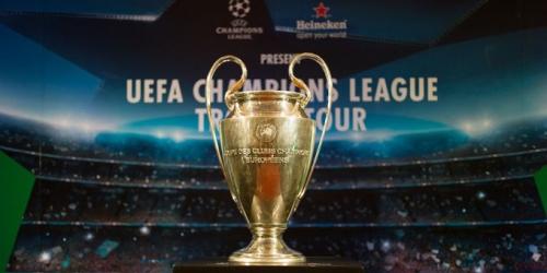 """(FOTO) La AS Roma """"conocía"""" el sorteo de semifinales de Champions League"""