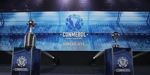 (FOTO) Listas las fases finales de las Copas Libertadores y Sudamericana