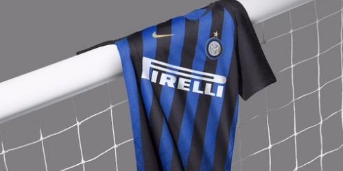 (FOTO) Nueva camiseta del Inter de Milán