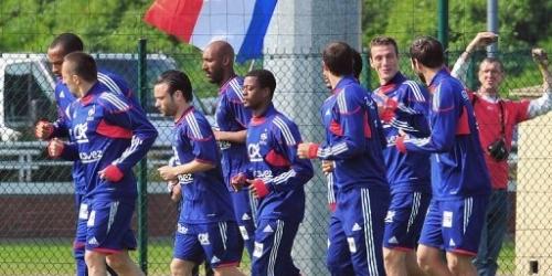 Francia afronta el primer Mundial de la 'era pos-Zidane'