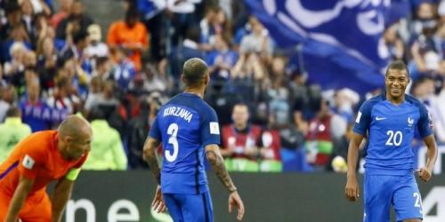 (VIDEO) Francia golea a Holanda