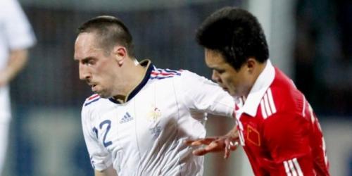 Francia se estrella 1-0 ante China en su último amistoso