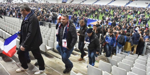 Francia, terrorista tenía boleto para el estadio (VIDEO)