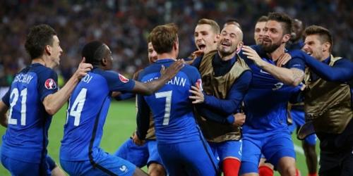 (VIDEO) Eurocopa, Francia gana agónicamente y está en Octavos de Final