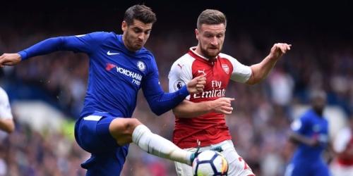 Frío empate entre el Chelsea y Arsenal en la Premier League