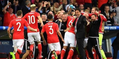 (VIDEO) Eurocopa, Gales hace el milagro frente a Bélgica y se mete en las semifinales