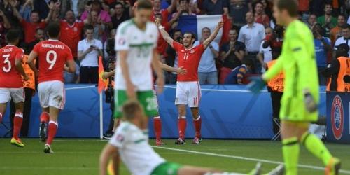 (VIDEO) Eurocopa, Gales derrotó a Irlanda del Norte y está entre los 8 mejores