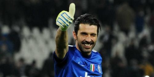 Gianluigi Buffon cumple 40 años