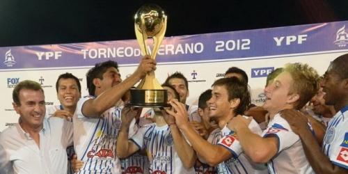 Godoy Cruz se llevó la Copa Ciudad de Mendoza