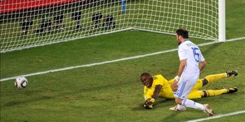 Grecia derrotó a Nigeria y se mantiene vivo en el Mundial