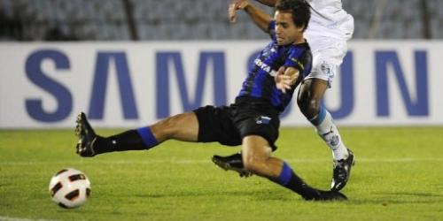 Gremio empata frente a Liverpool por Libertadores