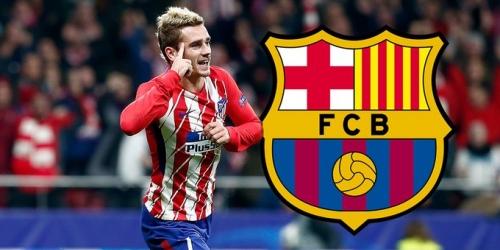 Griezmann: su posible futuro el FC Barcelona