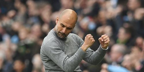 Guardiola gana un título cada 22 partidos