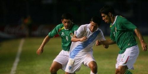 Guatemala y Bolivia empataron 1-1 en partido amistoso
