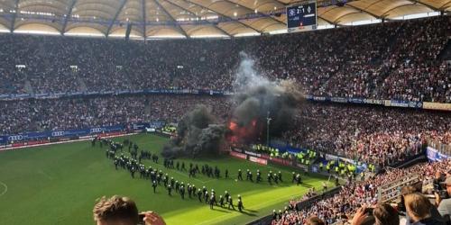 Hamburgo termina jornada de manera triste y desciende por primera vez