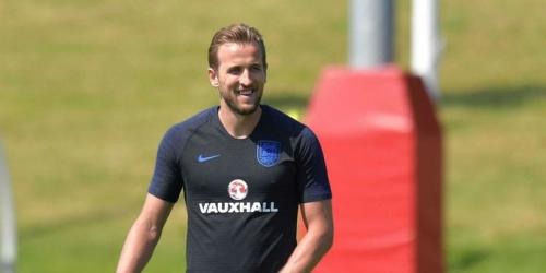 Harry Kane será el capitán de Inglaterra en el Mundial