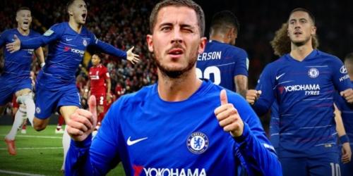 Hazard desmiente que haya prolongado contrato con el Chelsea