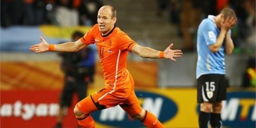 Holanda vuela a la final del Mundial, Uruguay lo dejó todo