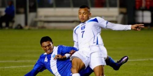 Honduras y Guatemala empatan 0-0 en la Copa de Oro