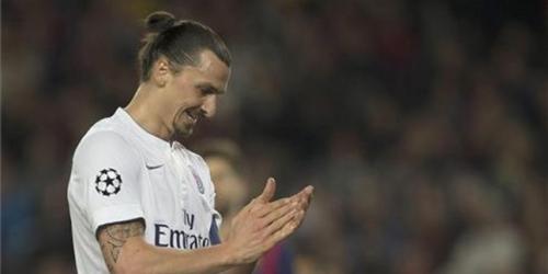Ibrahimovic está en Doha para rescindir con el PSG