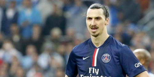 """Ibrahimovic: """"Me encantaría jugar en la MLS"""""""
