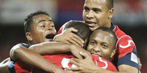 Independiente Medellín ganó y es líder del Finalización