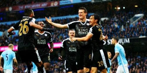 Inglaterra, el Leicester derrotó al City (VIDEO)