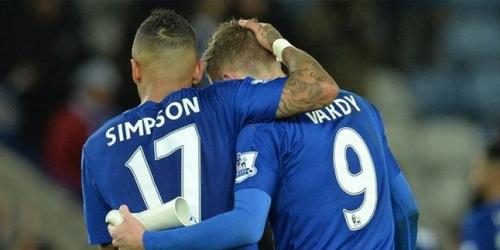 Inglaterra, Leicester más líder que nunca (RESUMEN)