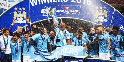 (VIDEO) Inglaterra, el Manchester City ganó la League Cup