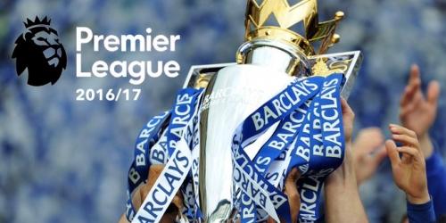 Inglaterra, este el calendario de la Premier League 2016/2017