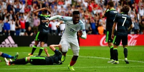 (VIDEO) Eurocopa, Inglaterra derrotó a Gales y pone un pie en Octavos de Final