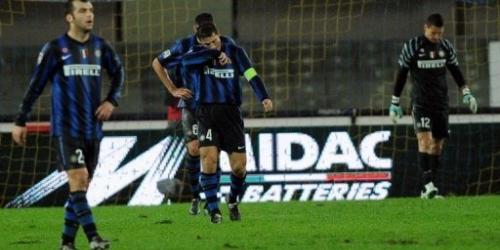Inter agrava su crisis y el Milan refuerza el liderato