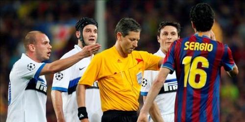 El Inter es el segundo finalista tras eliminar al Barcelona