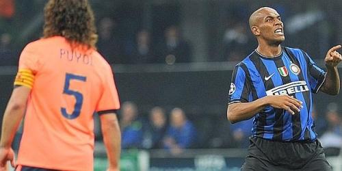 Inter golea a Barcelona y se acerca a la final de Madrid