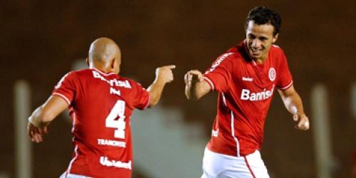 Internacional venció a Once Caldas en la Libertadores