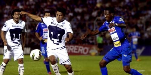 Isidro Metapán y Seattle dan el golpe en la Concachampions