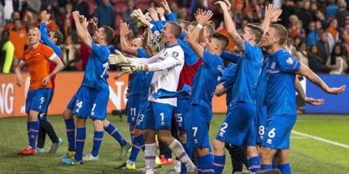 Islandia, histórica clasificación a la Euro 2016